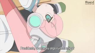 Ueno-san wa Bukiyou - Episódio 04