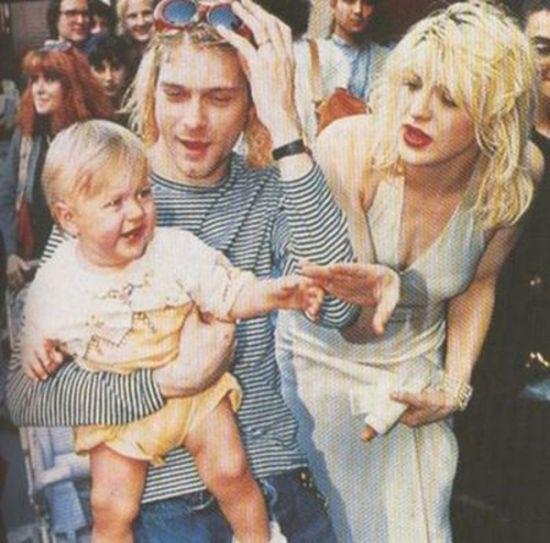 Kurt Cobain's Daughter is All Grown Up