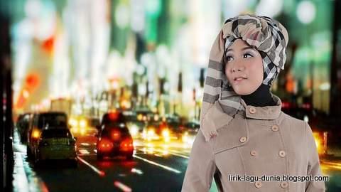Lirik Lagu Aci Cahaya - Ana Uhibbuka Fillah