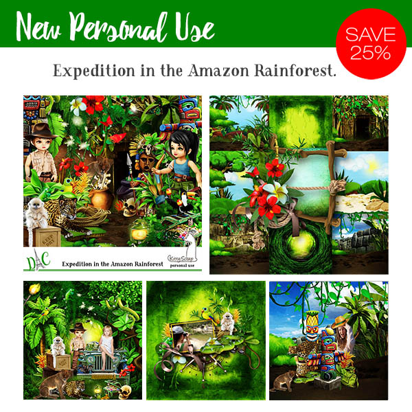 Expedition the Amazon raiforest de Kittyscrap dans Mai nl_ExpeditionInTheAmazonRainforest