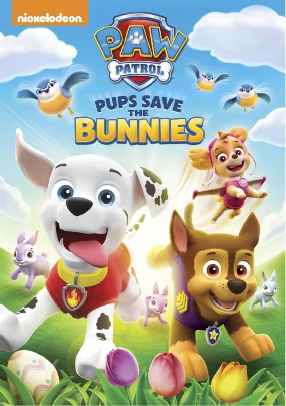 New Age Mama Paw Patrol Pups Save The Bunnies Available
