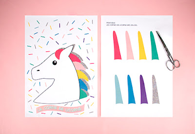 free printable unicorn party games