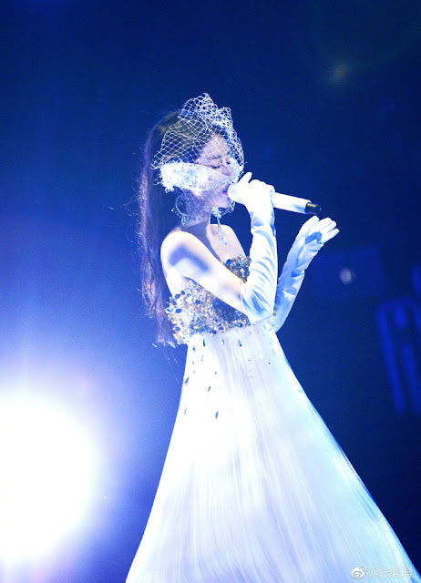 Zhang Bichen first concert Zhang Bichen