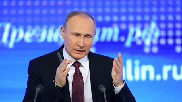 Putin gana la segunda ronda de la Guerra Fría con EEUU