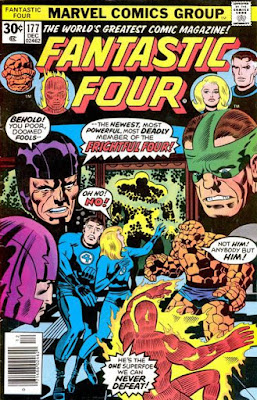 Fantastic Four #177, the Frightful Four