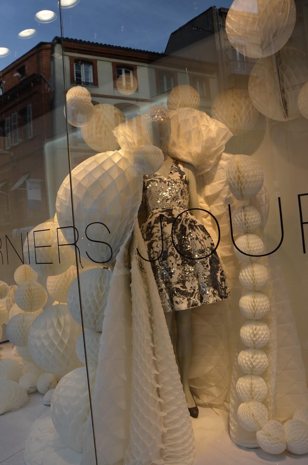 vitrine animée Galerie Lafayettes