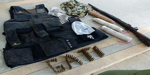 Resultado de imagem para Operação apreende dinamites, fuzil e munições de assaltantes do Sertão