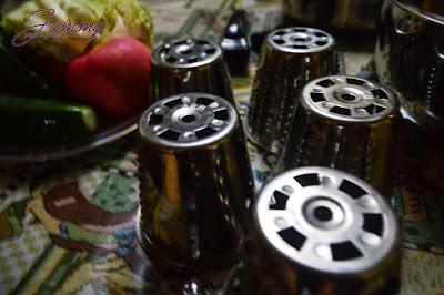 Saladmaster Machine's 5 cones