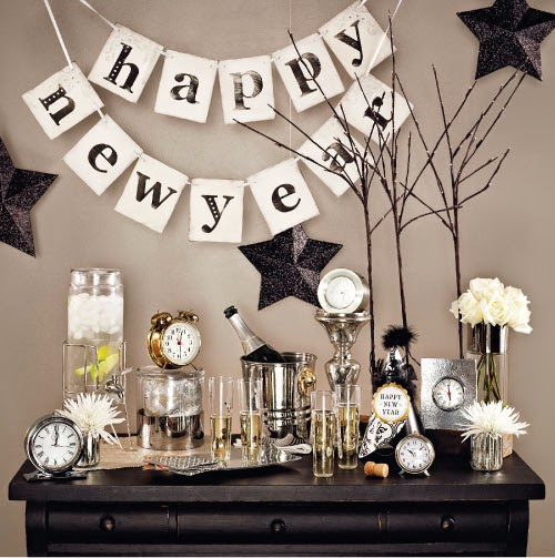 Happy New Year 2016 Home Decoration Ideas Images