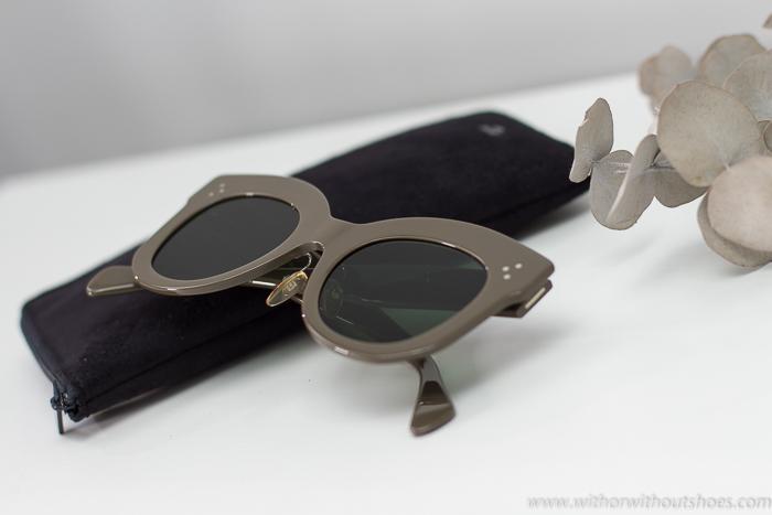 Que gafas de sol se llevan esta temporada de Celine