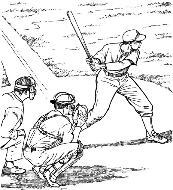 printable baseball team coloring pages - photo#18