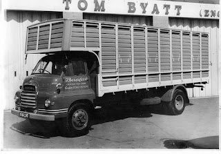 Tom Byatt (Englnd) Ltd lorry body