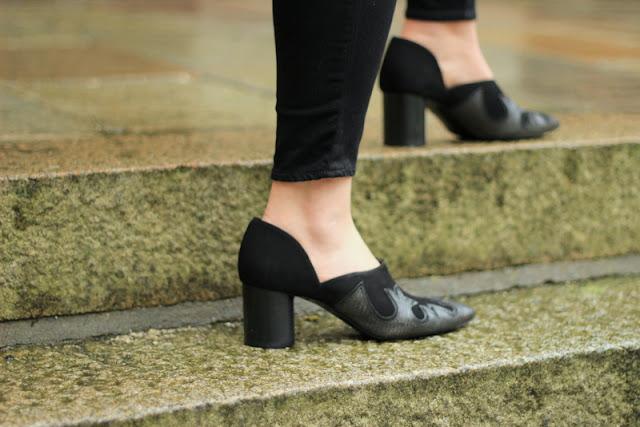 Zara Western Shoes