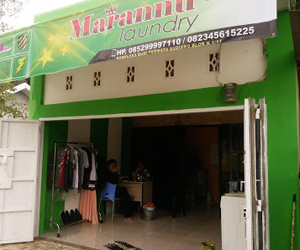 Laundry Marannu Butuh Karyawati