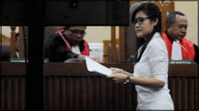 Jessica Akhirnya Resmi Terjerat Hukuman 20 Tahun penjara | Sagoe Tunong