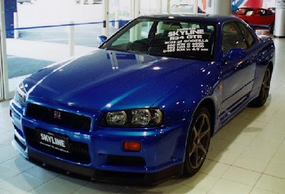 Nissan Skyline Gtr For Sale >> Nissan Wallpapers August 2012