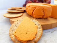 VEGAN SMOKED CASHEW CHEESE