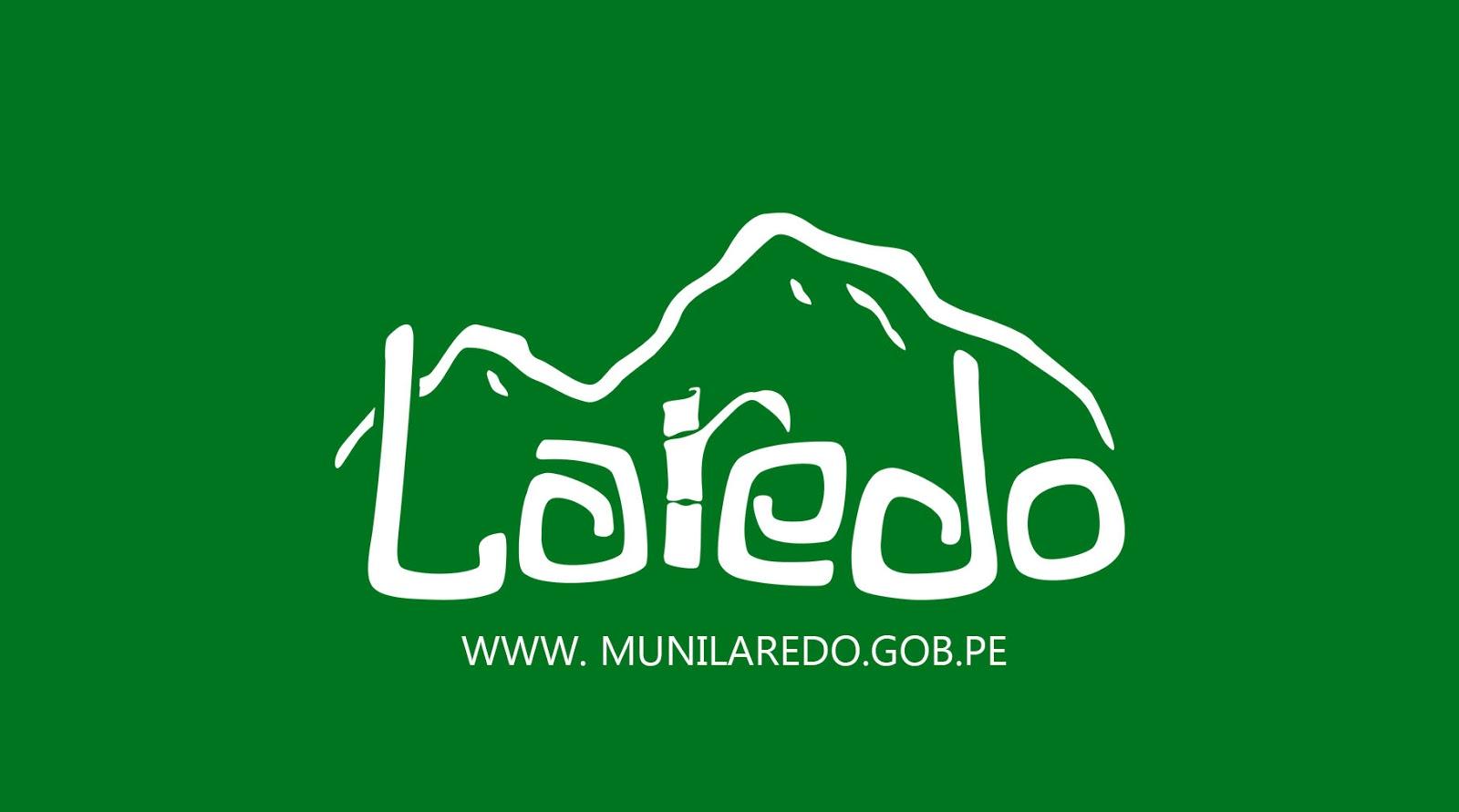 Logotipo Marca ciudad Laredo