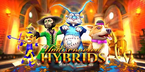 Frostcaller Undiscovered Hybrids In Wizard101