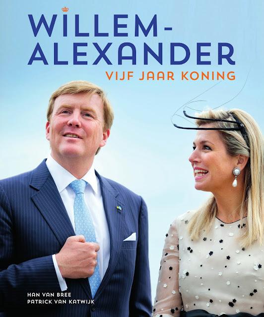 Willem-Alexander boek