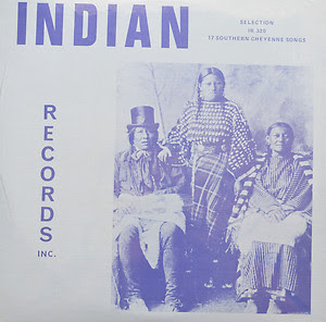 17 Southern Cheyenne Songs, Indian Records