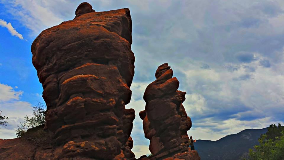 Garden City Dodge >> Green_Trails: Colorado Springs // Garden of the Gods ...