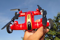 Syma X9 quadcopter