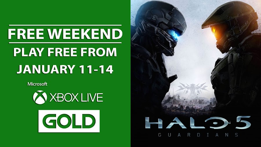 halo 5 guardians xbox live trial