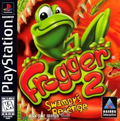 descargar frogger 2 swampys revenge psx mega