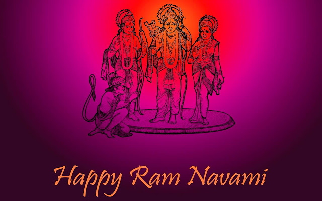Happy Ram Navami 2018 Wishes  Wallpaper