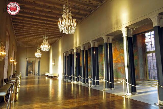 Ayuntamiento de Estocolmo, Suecia