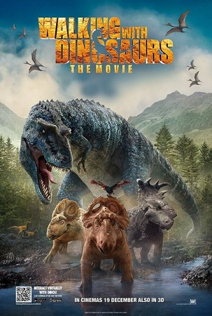Film Walking with Dinosaurs 2013