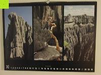 November: Laurent Pinsard 2016 - Triplets Posterkalender Naturkalender quer - 64 x 48 cm