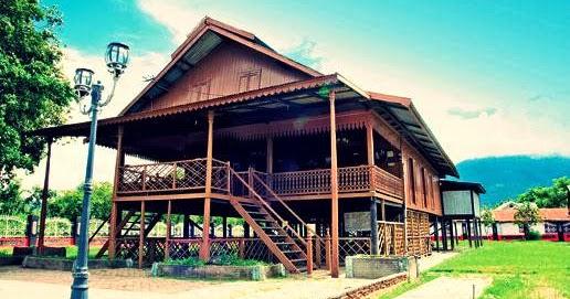 Mengenal Walewangko Rumah Adat Sulawesi Utara