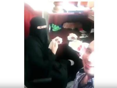 السعودية, غرامة 3 مليون ريال والسجن 5 سنوات, مصري تناول الإفطار مع سعودية,