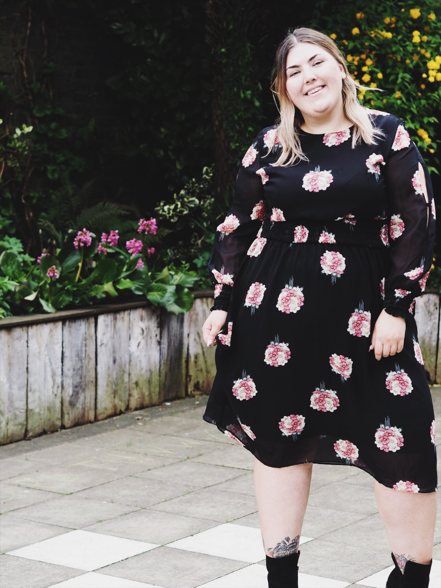 Fashion World Dresses For Spring - Plus Size Fashion Cardifforniagurl