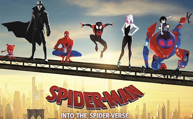 Spider-Man: Into The Spider Verse Movie Review