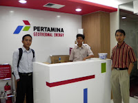 PT Pertamina GE - Recruitment For  Analyst Financing Planning and Evaluation PGE Pertamina Group June - July 2015