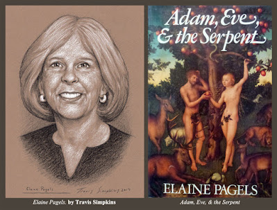 Elaine Pagels. Princeton University. Adam, Eve and the Serpent. by Travis Simpkins
