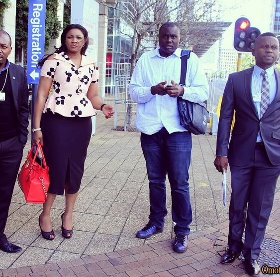 Omosexy AT Poverty is Sexiest in South Africa