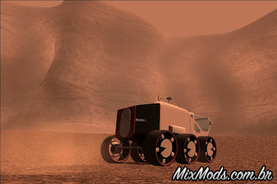 journey to mars alpha gta
