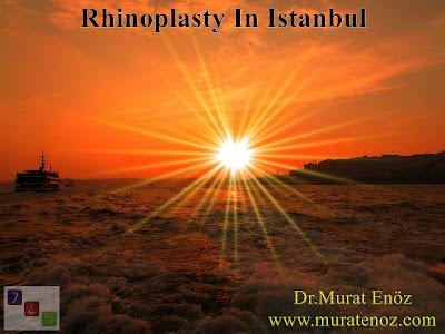 Rhinoplasty Istanbul - Nose Job Istanbul - Nose Esthetic Surgery Istanbul