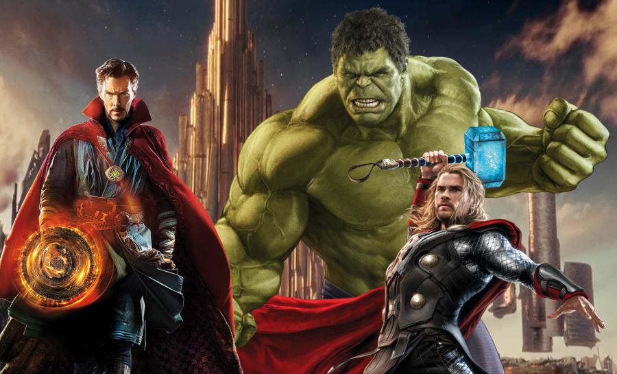 """Doutor Estranho  """"Thor: Ragnarok"""""""