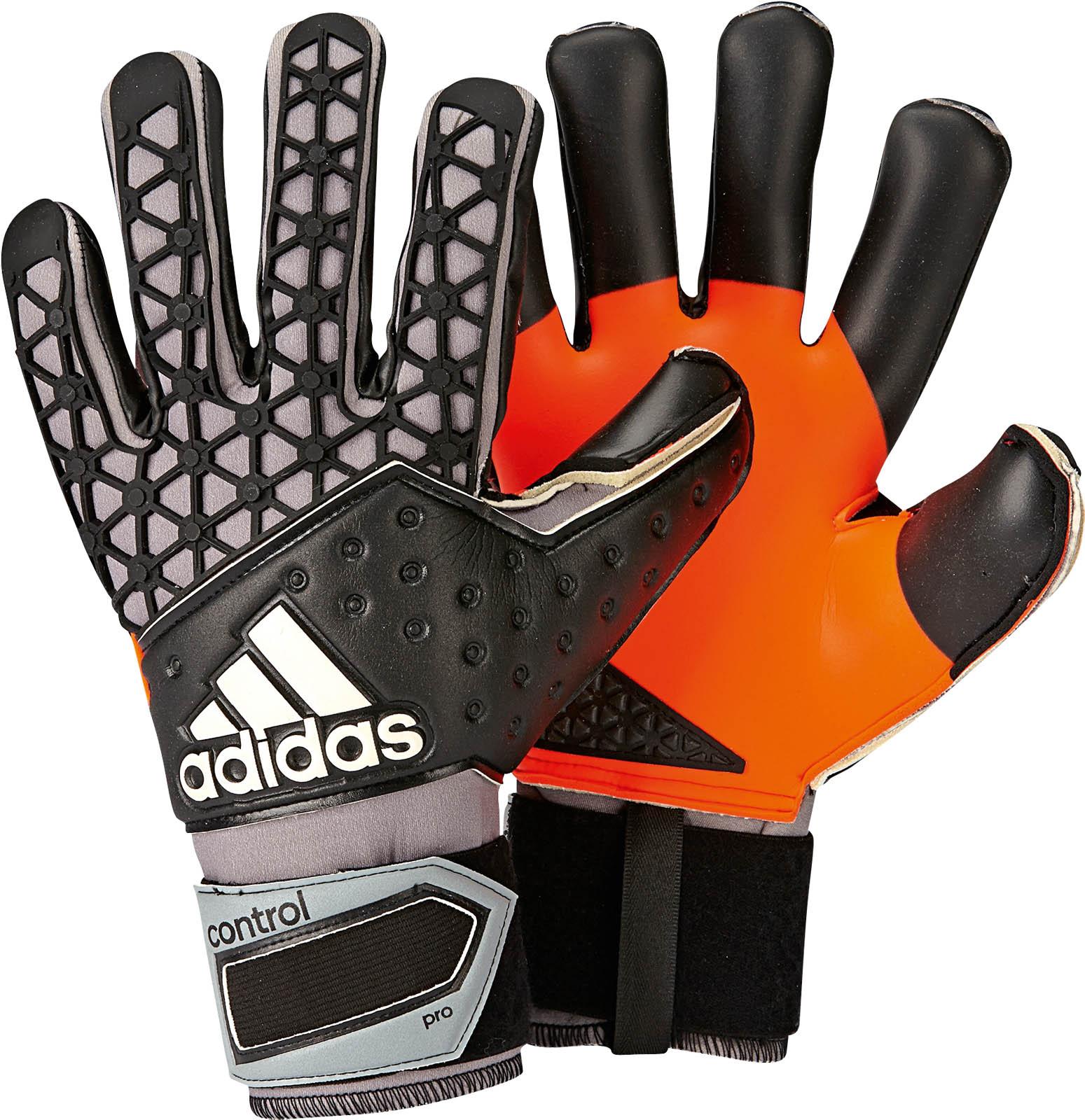 adidas Predator Pro Goalkeeper Gloves - Youth - Black/Red ... |Goalkeeper Gloves Adidas 2015