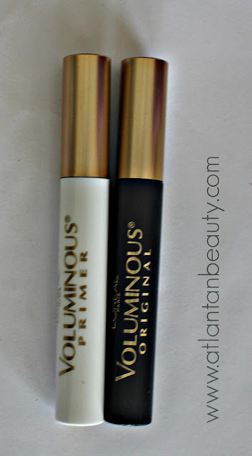 L'Oreal Voluminous Primer and Mascara