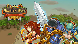 Frontier Wars V1.2 MOD Apk ( Unlimited Money/Diamond )