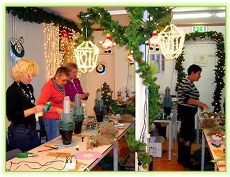 C mo decorar la casa en navidad como decorar mi casa en - Decorar en navidad la casa ...