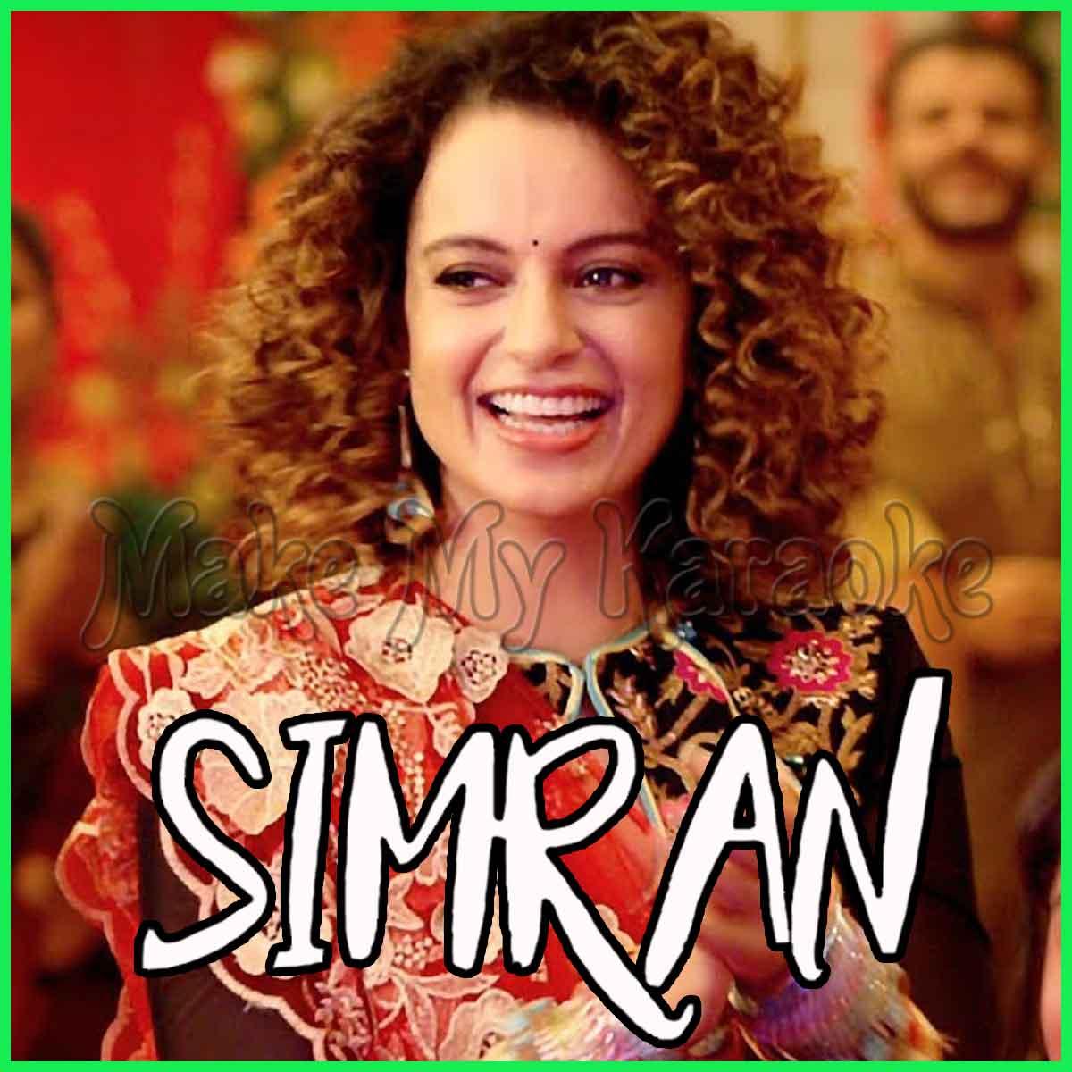 Simran 2017 Hindi 390MB HDRip ESubs 480p