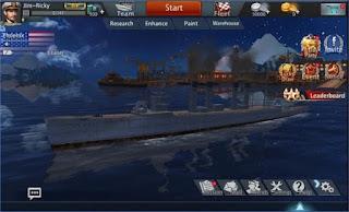 Download King of Warship:Sail and Shoot Android