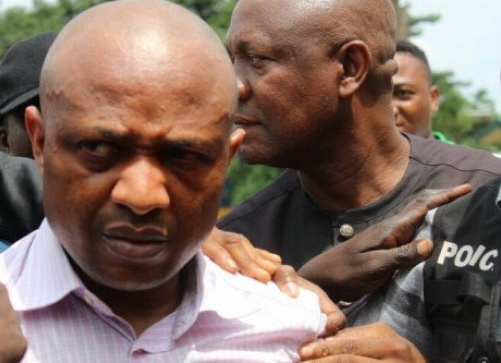 kidnapper evans benefactors bribe judges